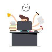 Treballar dotze hores al dia ja no està de moda / AdQualis / Consol Castella