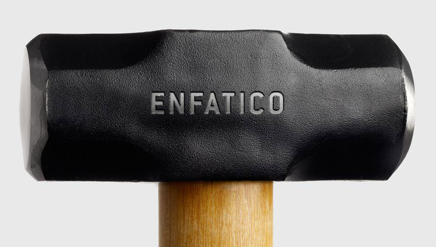 I guess Enfatico got their shit knocked down!
