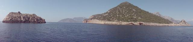 ADRASAN KOYLARI - Pırasalı Ada (1)
