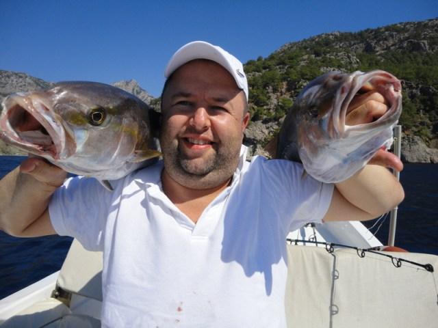 Balık Avı Videoları - Akya Avı Turları
