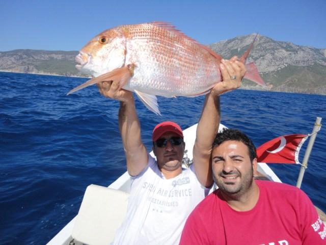 Balık Avı Resimleri - Trança Avı