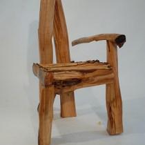 Arm Chair Singular, by Art Drauglis