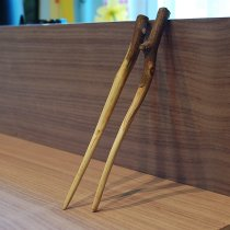 Contorted Black Locust Chopsticks