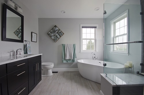 baltimore design build bathroom remodel renovation