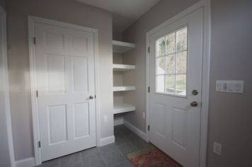 Baltimore Mudroom Renovation Remodeling Design Build