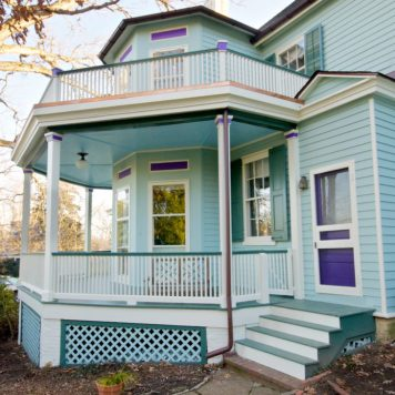 Baltimore Porch Restoration Renovation Design Build