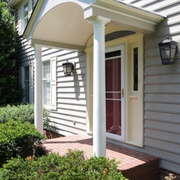 Baltimore Exterior Renovations Design Build
