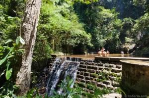 Trilha da Cachoeira do Horto - Cachoeira do Quebra