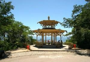Vista Chinesa - Cachoeira do Horto - Rio de Janeiro