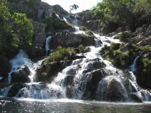 Chapada dos Veadeiros - Cachoeira da Capivara