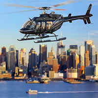 Helicopter Tours New York City