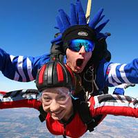 Skydiving Tampa Bay