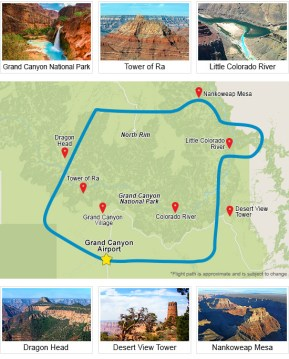Grand Canyon South Rim Tourist Map Another Maps Get Maps On HD - Grand canyon tourist map