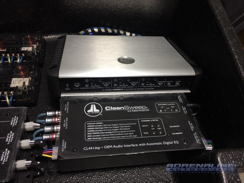 2015 Dodge Challenger Audio Adrenaline Autosound