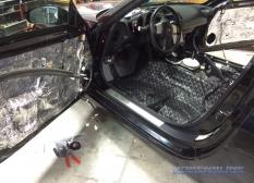 2005 Nissan 350Z Audio Upgrade