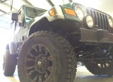 2002 Jeep Wrangler Audio System Upgrades