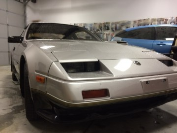 Classic Nissan 300ZX Audio Upgrades For Clayton Client