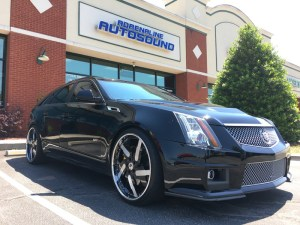 CTS-V Sport Wagon Audio