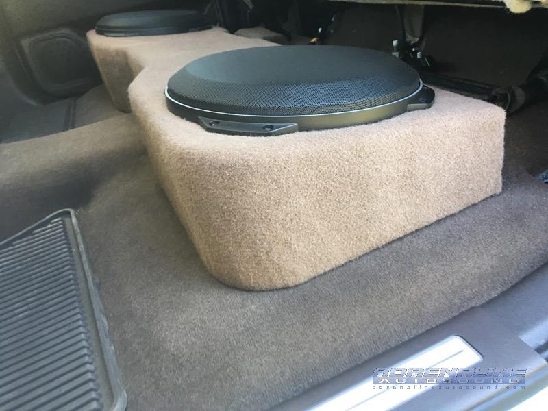 2015 Chevrolet Silverado 2500 Hd Stereo System Upgrade