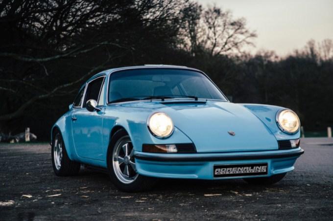 Porsche Audio