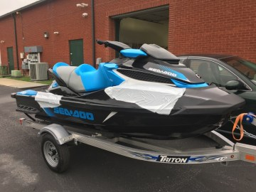 Raleigh Client Gets Sea-Doo RXT 260 Audio And Electrical Upgrades