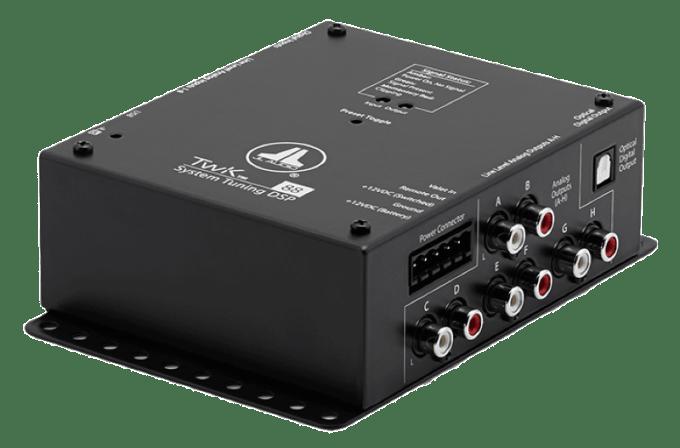 JL Audio TwK Processors