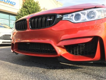 Wake Forest BMW Client Gets New M3 Radar and Laser System