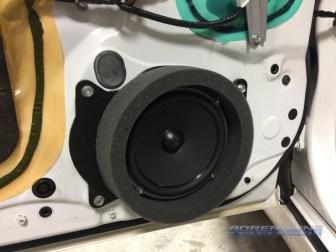 LS 460 Audio
