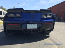 Corvette Z06 Laser System