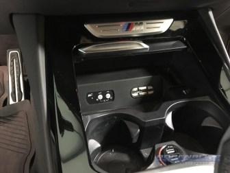 BMW X3M Radar