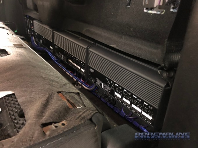 Ford F-150 Audio