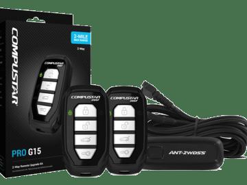 Product Spotlight: Compustar Pro 2WG15-SS
