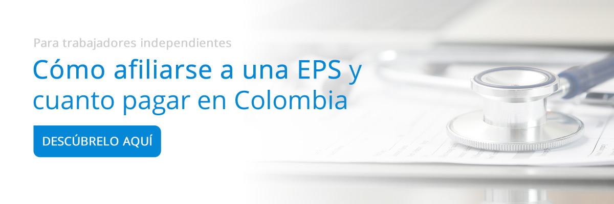 Cómo afiliarse a una EPS en colombia