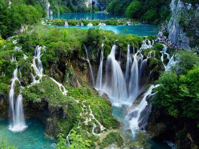 Parco Nazionale dei laghi di Plitvice - Luoghi più belli del mondo