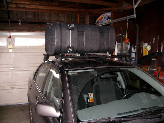 Diy Roof Rack Cargo Box Be Cheap And Diy