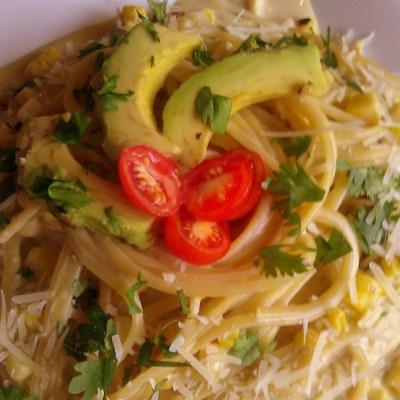Avocado Linguini