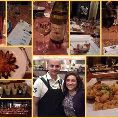 Taverna Opa Orlando Wine Dinners