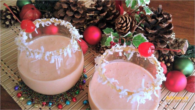 Holiday Cocktail #ABRecipes