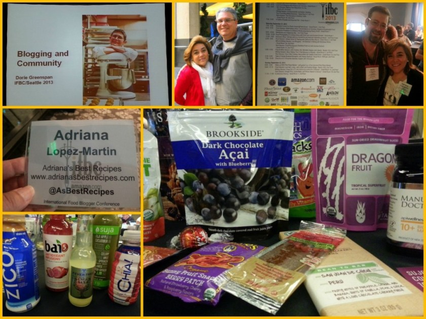 International Food Bloggers Convention ~ My Memories from #IFBC13