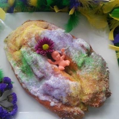 King Cake y las Tradiciones del Mardi Gras
