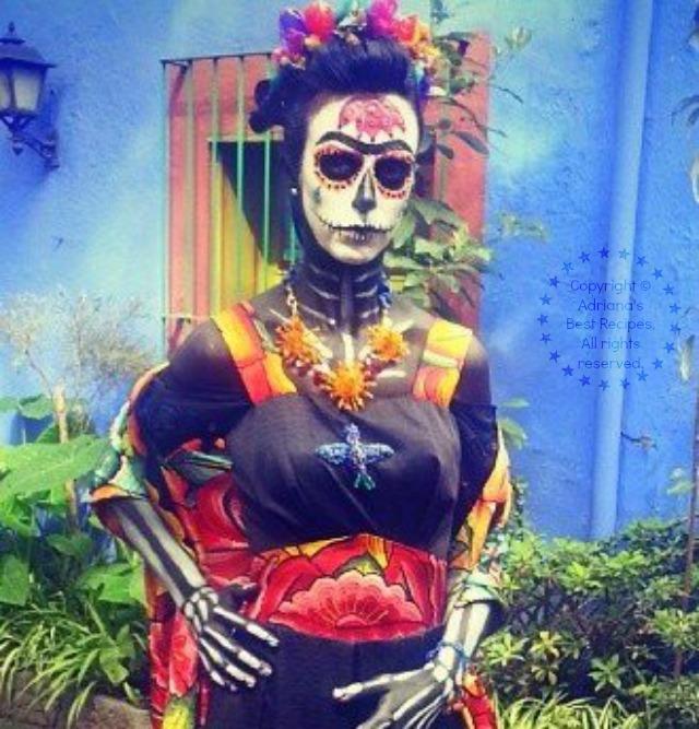 Frida Catrina at La Casa Azul #ABRecipes