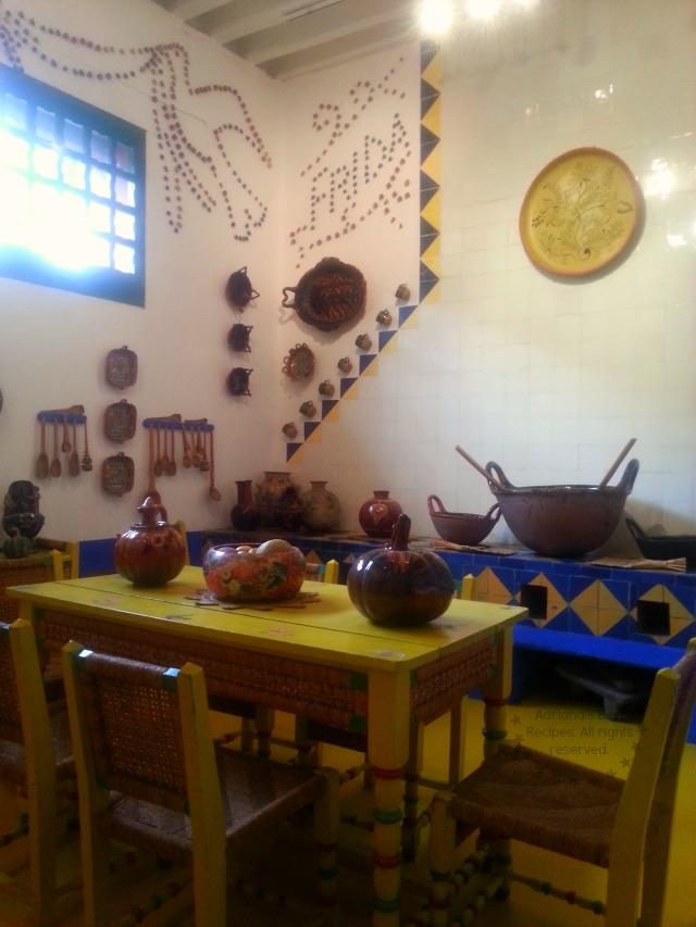 Frida's Kitchen #ABRecipes