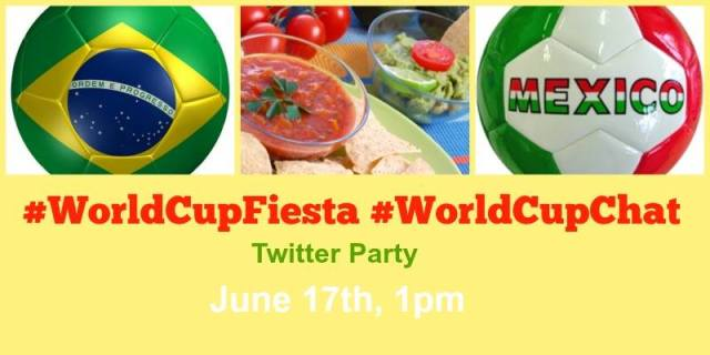 Bilingual Twitter Party #WorldCupChat