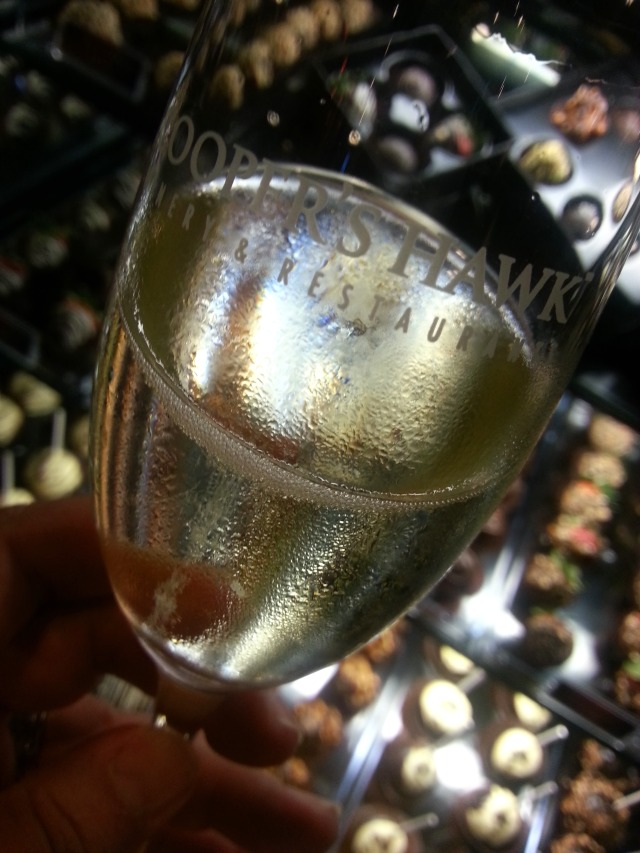 Coopers Hawk perfect for a romantic date night and bubbly #CHWinery