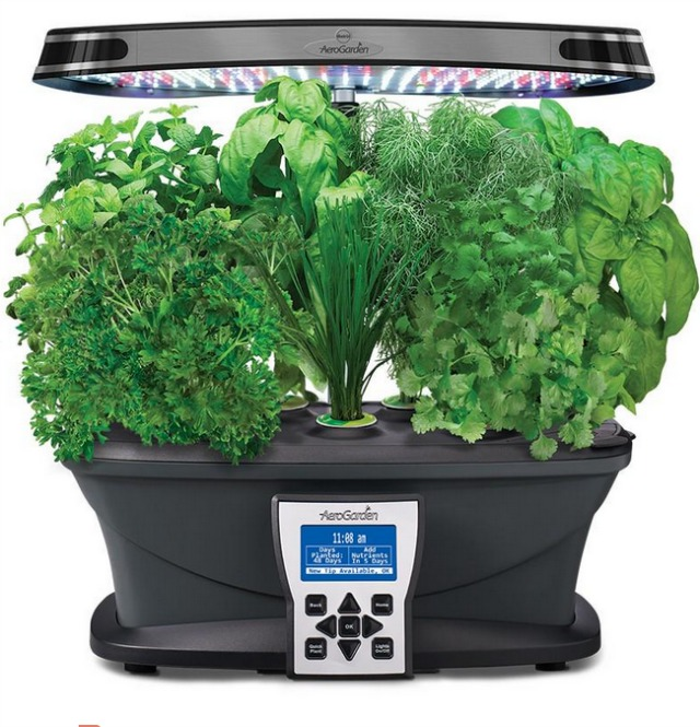 Miracle-Gro AeroGarden ULTRA LED you can win one of these check KitchenPLAY for details #AeroGarden #ad