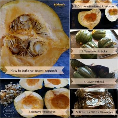 Coconut Acorn Squash Soup