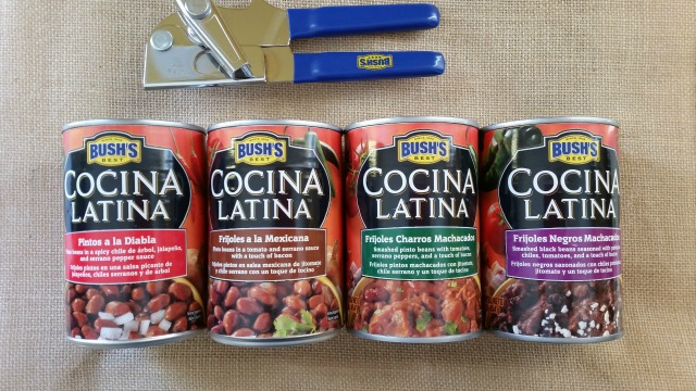 Meet the NEW Bushs Beans Cocina Latina #ElFrijolazo #ad