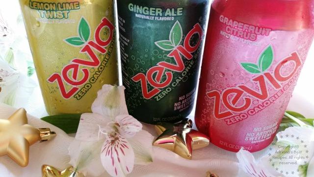 Zevia Zero Calories Soda #CheersTo #ad