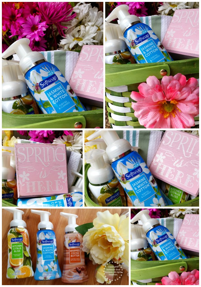 Easter basket for all my chef girlfriends #FoamSensations #ad