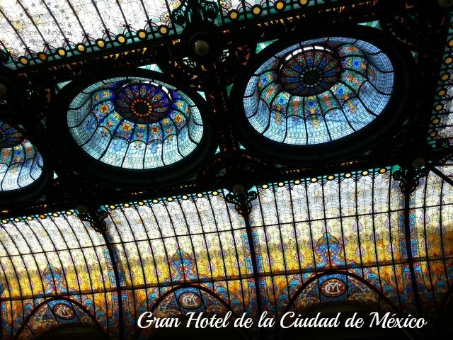 Gran Hotel de la Ciudad de Mexico #ViajaConBW